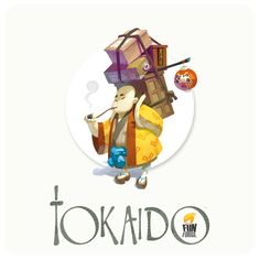 Tokaido : le marchand