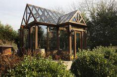 More greenhouse ideas.
