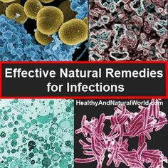 Natural remedies for infections and how to boost your immune system