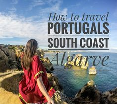 How to travel around in Algarve Solo female traveler #solotravel #solofemaletraveler #femaletraveler #algarve #lagos #albufeira #faro # portugal #backpacking