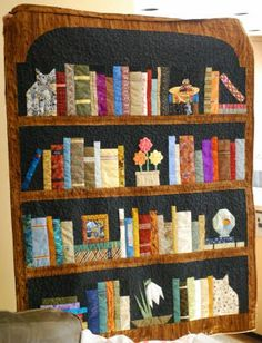 What an awesome quilt idea!  @Elisabeth Tessone
