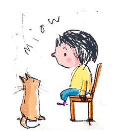 ilustración de Kate Alizadeh