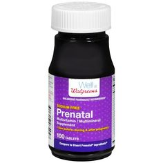 Walgreens PreNatal Vitamin Tablets 100 ea *** You can get more details by clicking on the affiliate link Amazon.com.