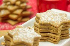 Gingerbread, aqueles biscoitos de gengibre de natal super tradicionais que perfumam as casas no final do ano. Aprenda a fazer a receita tradicional.
