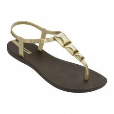 ff8918c9bba6e7 Ipanema Maya (Brown Gold) Sexy Sandals
