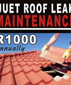 We have the knowledge and trained personnel to inspect your roof for possible leakage problems even if your roof is not leaking. Book an inspection by selecting a date below. You can reschedule your appointment if needed up to 3 working days before your appointment.