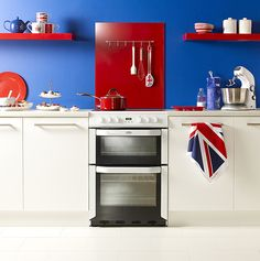 Go bold with block colours  http://www.appliancedirectmorecambe.co.uk/brand/Belling