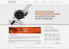 Projac by Gustavo Freitas, via Behance