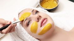 Turmeric face mask is the ultimate herb for your beautiful skin. Lets have a look on homemade turmeric face mask and their golden benefits on skin. Turmeric For Skin Whitening, Turmeric Hair Removal, Vitiligo Treatment, Best Acne Treatment, Acne Treatments, Facial Treatment, Moisturizer For Dry Skin, Oily Skin, Skin Whitening