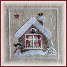Noël nostalgique, carré 3