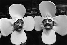 Richard Kalvar, Belgium, La Louvière, Carnival 1979