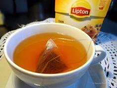 Lipton jagodowe muffiny