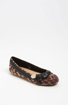 Juicy Couture 'Rani' Flat (Toddler, Little Kid & Big Kid) available at #Nordstrom