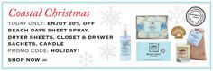 20% off select beach days products with #coupon holiday1