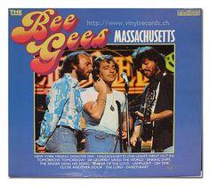 Lp Album Covers | BEE GEES MASSACHUSETTS - Vinyl Records Collectors Information Guide