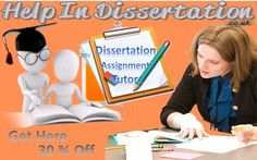 #Help_in_Dissertation is a popular academic portal that has carved a niche for itself as one of the #Dissertation_Assignment_Tutors providers. They can seek quality #academic_solutions from the experts.  Visit Here https://www.helpindissertation.co.uk/Dissertation-Assignment-Tutors  Live Chat@ https://m.me/helpindissertation  For Android Application users https://play.google.com/store/apps/details?id=gkg.pro.hid.clients