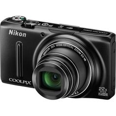 Shop Nikon COOLPIX S9500 18 Megapixel Digital Camera - Black online at lowest price in india and purchase various collections of Digital Cameras in Nikon brand at grabmore.in the best online shopping store in india