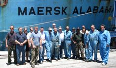 The crew and Captain Richard Phillips from the Maersk Alabama, hijacked by pirates near Somalia in 2009, are the subject of a new film starring Tom Hanks. RPM Casting in New Orleans contacted SCI, asking help in finding real mariners to appear in the new movie.