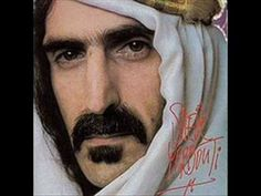 Frank Zappa- Dancin' Fool  The first bit is totally me if I were to go dancing ... lol