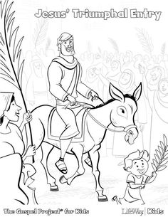 Kids Coloring Page From Whats In The Bible Featuring 12 Judges