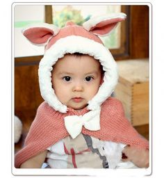 Winter Hat for Indian Toddlers with Rabbit Ears. #warmcaps #toddlercaps #wintercaps #winterwear  #rabbit #infanthats #crochethats #kidsaccessories #babywintercaps #shopmall