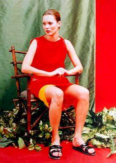 Kate Moss - Wolfgang Tillmans