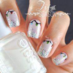 christmas by nails_by_cindy #nail #nails #nailart