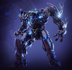 Robotics 101 by Henryez