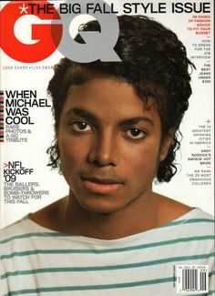 GQ MICHAEL JACKSON SEPTEMBER 2009