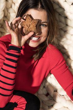 Mój coroczny HIT! Gluten Free Gingerbread, Anna, I Robert, Robert Lewandowski, Turtle Neck, Healthy, Cakes, Fashion, Moda