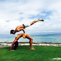 The Most Insane Couples Yoga Poses You've Ever Seen | SUPER WHEEL | This is not Photo Shopped. We repeat: This is not Photo Shopped.