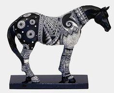 Painted Ponies - Anasazi Spirit Horse