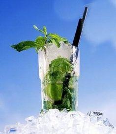 Mojito: Un cocktail caraibico a Milano.  #Mojito #Cocktail