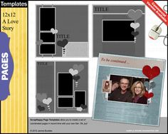 Video Tutorial - Quick & Easy: Working with Digital Scrapbooking Layout Page Templates, Part 2 of 5