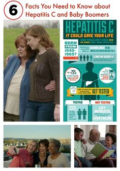 #ad #HepC #VN Do you know all the facts about Hepatitis C and Baby Boomers? These facts can save your life!