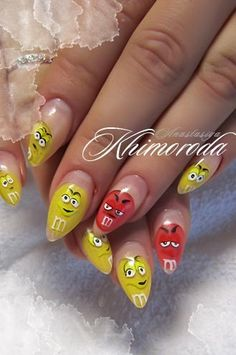 m's nails                                                                                                                  I want these