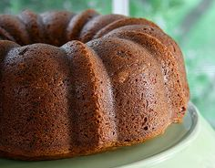 Classic Banana Bundt Cake: This cake stays moist for days, with the tang of the sour cream balancing all of that banana sweetness.
