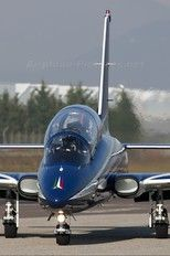 "MM55052 - Italy - Air Force ""Frecce Tricolori"" Aermacchi MB-339-A/PAN (872 views)"