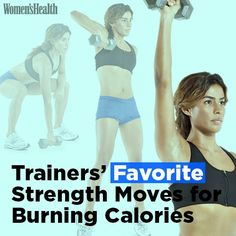 How Trainers Torch Calories Without Doing Cardio | Women's Health Magazine