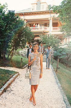 Sarah Vickers of Classy Girls Wear Pearls