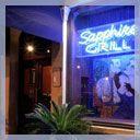 Sapphire Grill, Savannah GA