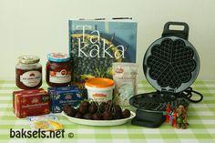 baksels.net | Ik ging op vakantie en nam mee terug naar Nederland: een heleboel bakspullen! :)