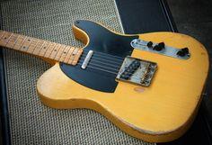 Fender Telecaster 1952 Ri Custom Relic - Telecaster Guitar Forum