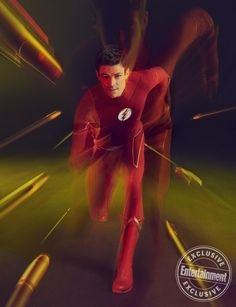 Grant Gustin as the Flash Brandon Routh, Batwoman, Clark Kent, Flashpoint, Eobard Thawne, Flash Tv Series, Flash Wallpaper, Flash Barry Allen, The Flash Grant Gustin