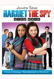 Watch Harriet The Spy Blog Wars Online Free Megavideo. Young spy Harriet Welsch crosses paths with popular student Marion Hawthorne as the two girls vie to become the official blogger of their high school class.
