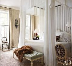 Love this!  South Shore Decorating Blog: Lots and Lots of White Rooms
