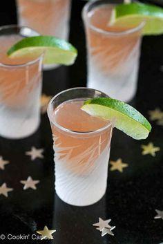 Cranberry Kamikaze   13 Vodka Shots You'll Actually Want To Take