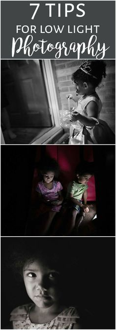 Are You Afraid of the Dark? How to Take Stunning Photos in Low Light - Cherish365
