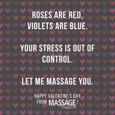 Why massage is the perfect gift for Valentine's Day!