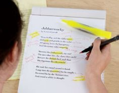 Grades 6-8: Poetry Workshop | Celebrate National Poetry Month with these poetry lesson plans.